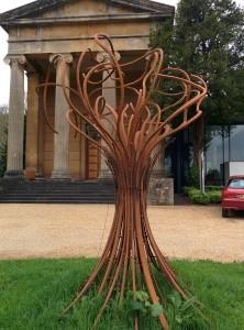 Arnos Vale Spielman Centre and Iron Tree